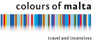 logo du réceptif Colours Of Malta